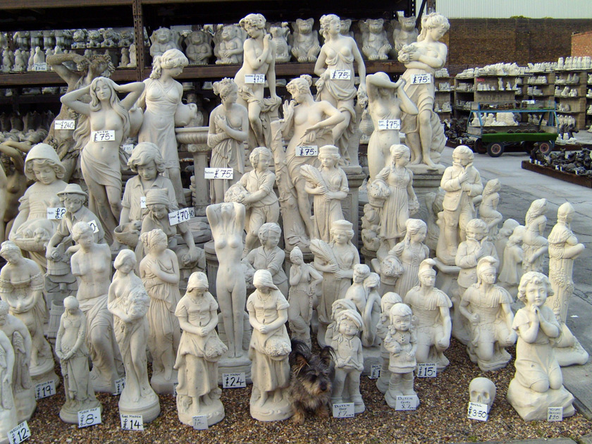 Statues Whelans Garden Ornaments